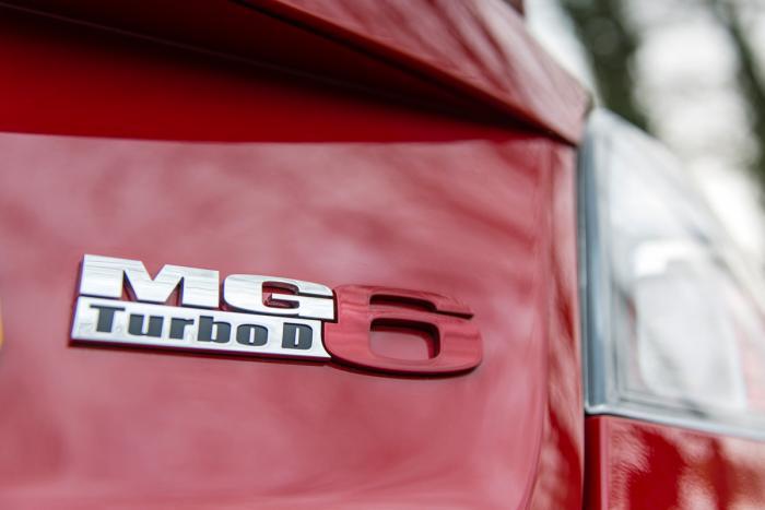MG6 Diesel