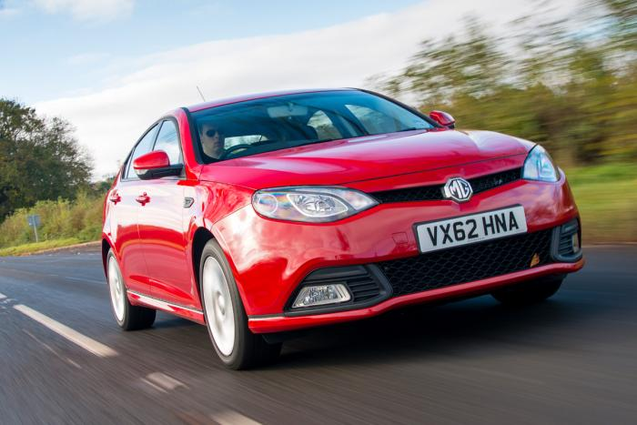 MG6 Diesel Press Launch