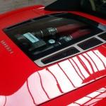 Ferrari detailing